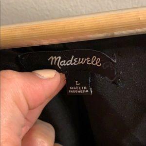 Madewell Dresses - Madewell Buffalo Check Dress